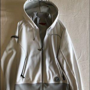 Saucony zip Front Jacket with Hood M